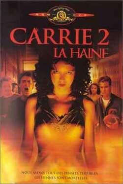 Couverture de Carrie 2 : la haine
