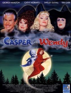 Couverture de Casper et Wendy