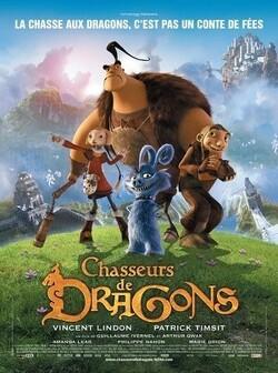 Couverture de Chasseurs de dragons