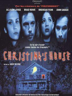 Couverture de Christina's House