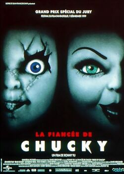 Couverture de Chucky, épisode 4 : La fiancée de Chucky