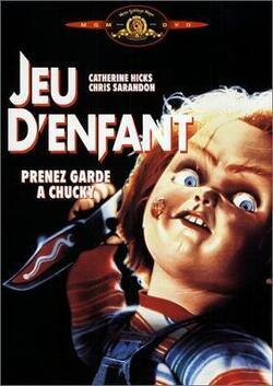 Couverture de Chucky 1 : Jeu d'Enfant
