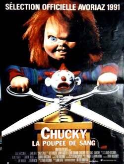 Couverture de Chucky 2 : La Poupée de Sang