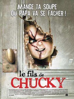 Couverture de Chucky 5 : Le Fils de Chucky