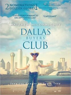 Couverture de Dallas Buyers Club