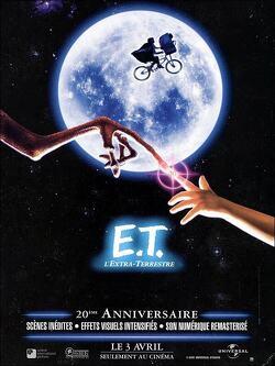 Couverture de E.T. L'Extra-Terrestre