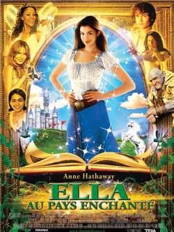 Couverture de Ella au pays enchanté