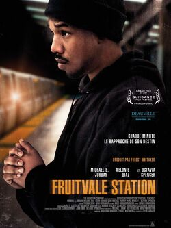 Couverture de Fruitvale Station