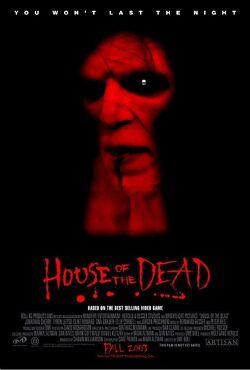 Couverture de House of the Dead