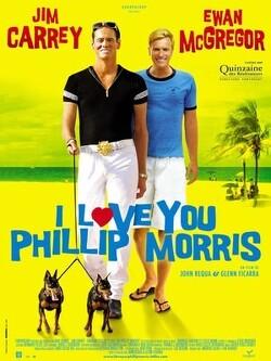 Couverture de I love you Phillip Morris