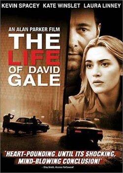 Couverture de La vie de David Gale