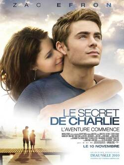 Couverture de Le Secret de Charlie