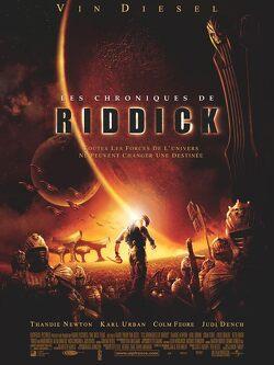 Couverture de Les chroniques de Riddick