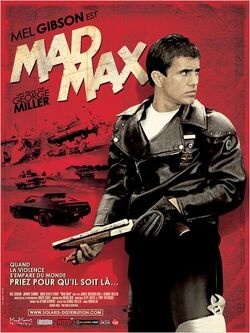 Couverture de Mad Max