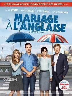 Couverture de Mariage à l'anglaise