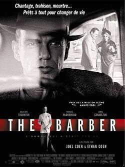 Couverture de The Barber : l'homme qui n'était pas là