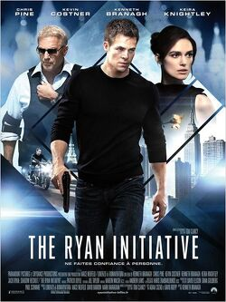 Couverture de The Ryan Initiative