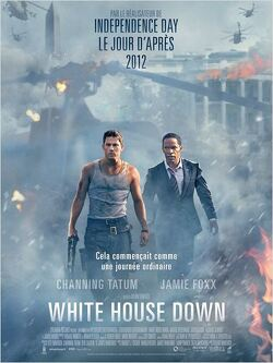 Couverture de White House Down