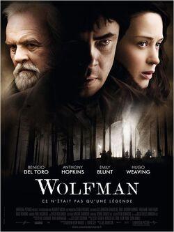 Couverture de Wolfman