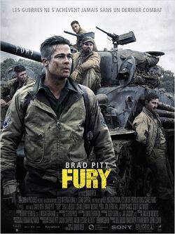 Couverture de Fury