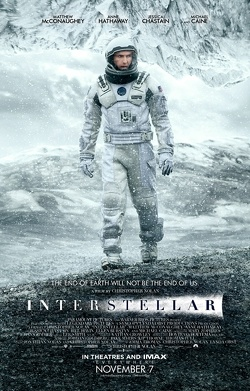 Couverture de Interstellar