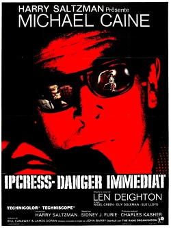Couverture de Ipcress - Danger Immédiat