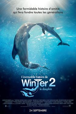 Couverture de L'Incroyable Histoire de Winter le dauphin 2