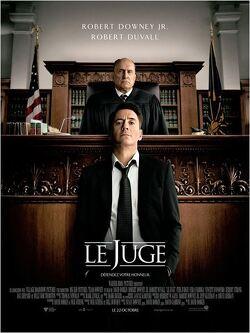Couverture de Le juge