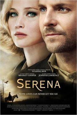 Couverture de Serena