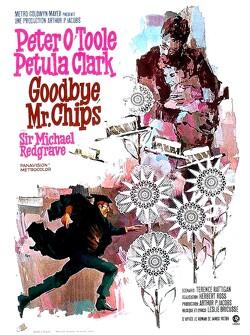 Couverture de Goodbye, Mr. Chips