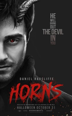 Couverture de Horns