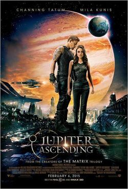 Couverture de Jupiter Ascending