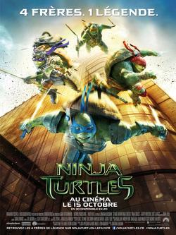 Couverture de Ninja Turtles