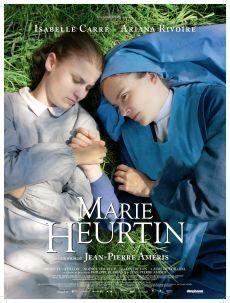 Couverture de Marie Heurtin