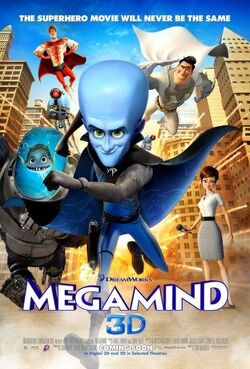 Couverture de Megamind