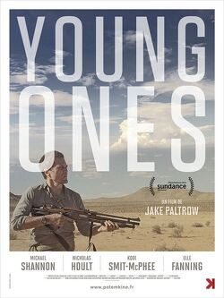 Couverture de Young Ones