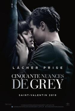 Couverture de Cinquante nuances de Grey