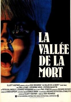 Couverture de La Vallée De La Mort