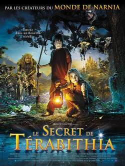 Couverture de Le secret de Térabithia