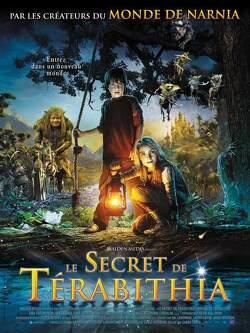 Couverture de Le secret de Térabithia