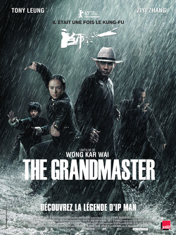 Couverture de The Grandmaster