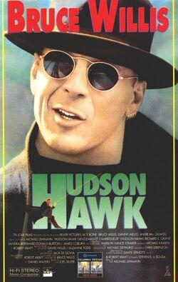 Couverture de Hudson Hawk, gentleman et cambrioleur