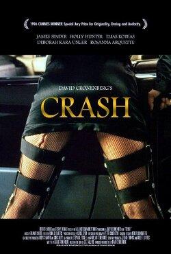 Couverture de Crash