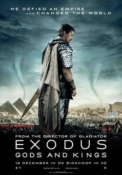 Couverture de Exodus : Gods And Kings
