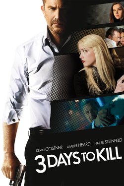 Couverture de 3 Days to Kill