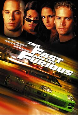 Couverture de Fast and Furious