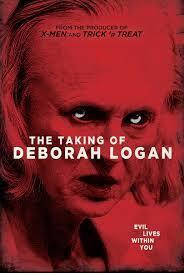 Couverture de The Taking of Deborah Logan