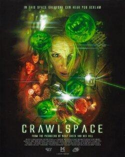 Couverture de Crawlspace