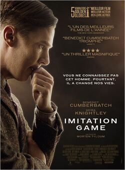 Couverture de Imitation Game