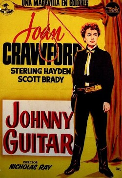 Couverture de johnny guitar